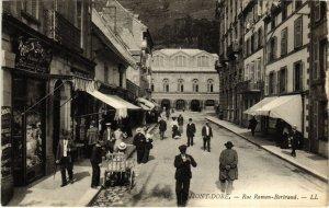 CPA LE MONT-DORE - Rue Ramon-BERTRAND (72584)