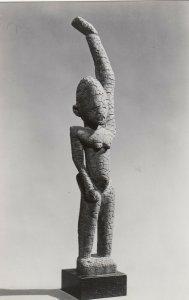 RP: SUDAN , Africa , 50-60s ; Ancestor Figure , Dogon