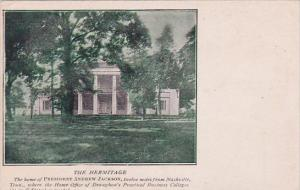 The Hermitage President Andrew Jackson Nashville Tennessee