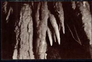 Bleeding Stalagmites,Cave of the Mounds,Blue Mounds,WI