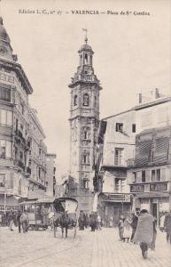 VALENCIA , Spain , 00-10s ; Plaza de Sta Catalina