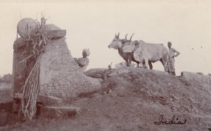RP: AGRA & CHAKRATA , India , 00-10s ; Drawing Water from a well