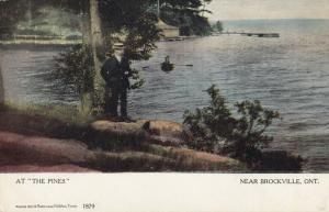 BROCKVILLE , Ontario , 1900-10s ; At The Pines