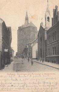 KOLBERG now Kołobrzeg ,West Pomeranian Voivodeship , Germany now Poland, 190...
