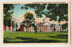 Washington & Lee University, Lexington VA