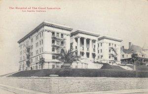 LOS ANGELES , California , 1900-10s ; Hospital of the Good Samaritan