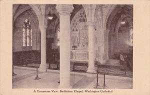 WASHINGTON D.C., 1900-1910's; A Transverse View, Bethlehem Chapel, Washington...