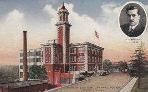 DES MOINES, Iowa, 1900-1910's; Home Of Successful Farming Pub Co., E.T. Meredith