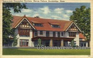 Immaculate Conception Novitiate - Sturbridge, Massachusetts MA
