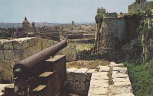 Gozo , The Citadel , Malta , 40-60s