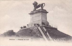 Waterloo, Piedestal du Lion, Walloon Brabant, Belgium, 00-10s
