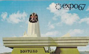 Expo, The Great Britain Pavilion,  Montreal, Quebec, Canada, 1967