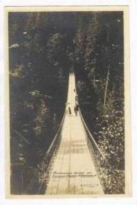 RP Suspension walkway bridge,Capilano Canyon, N. Vancouver, B.C., 00-10s