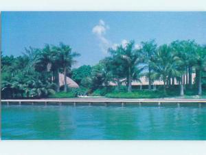 Unused 1980's JULIO IGLESIAS MANSION Miami Beach Florida FL d0173