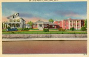MA - Middleboro, St. Luke's Hospital