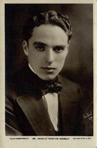 Charlie Chaplin Postcards Old Vintage Antique Actor Postcard Actor Actress, M...