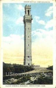 Pilgrim Memorial Monument Provincetown MA Unused