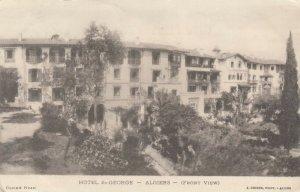 ALGIERS, Algeria , 1914 ; Hotel St. George ( Front View )