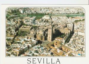 Postal 039283 : Sevilla La Catedral y la Giralda