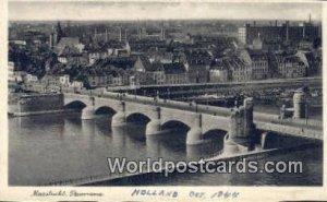 Maastricht Holland Netherlands Unused
