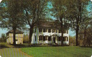 New York Johnstown Johnson Hall