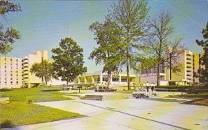 Missouri Columbia Men's & Women's Residence Halls With Cafeteri...