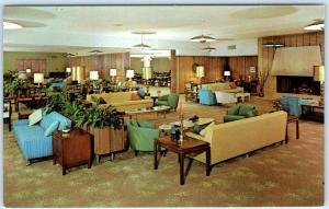 DUARTE, California CA  Retirement Home  ROYAL OAKS MANOR  Presbyterian  Postcard