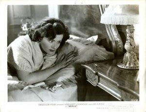 MOVIE STILL / BEDELIA movie - 1946 / MARGARET LOCKWOOD