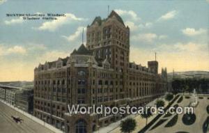 Montreal Canada, du Canada Gare Windsor, Windsor Station  Gare Windsor, Winds...