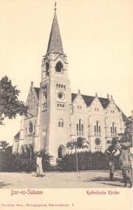 B86346 katholische kirche   dar es salaam  Tanzania