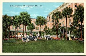Florida St Augustine Hotel Magnolia Detroit Publishing