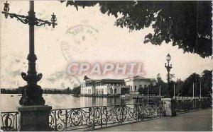 Modern Postcard Enghien les Bains Casino
