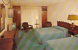 Motel Unit Interior Winona Falls Lodge Bushkill Pennsylvania