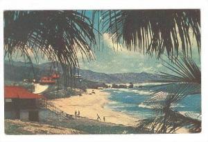 Sandy Beach on Bathsheba Coast,  Barbados, W.I., 40-60s