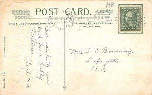 Christmas Postcard 1915