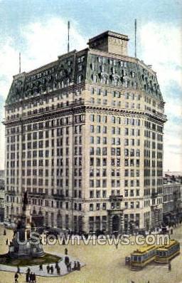 Hotel Pontchartrain Detroit Mi Unused