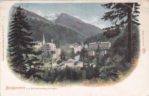 BAD GASTEIN, Salzburg, Austria; Schwarzenberg Anlagen, 00-10s