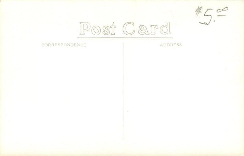 Schuyler Nebraska~High School on One Floor~Gymnasium~c1950 Real Photo Postcard
