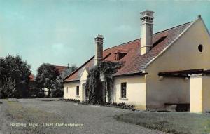 Austria Raiding Burgenland Liszt Geburtshaus, Echte Photographie
