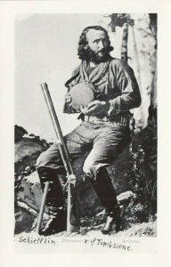 RP: TOMBSTONE , Arizona , 1930-40s ; Discoverer of Tombstone