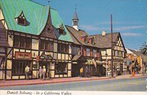 Danish Solving In A California Valley Solving California