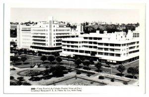 RPPC Lourenco Marques Maputo, Portugese East Africa Mozambique Postcard *6V(4)6