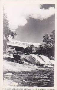 RP, Red Deer Lodge Near Nestor Falls, Ontario, Canada, 1920-1940s