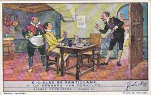 Liebig Trade Card Play By Lesage No 2 De Herberg Van Penaflor