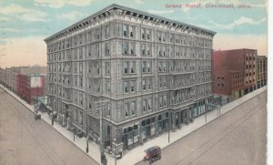 CINCINNATI , Ohio , PU-1916 ; Grand Hotel