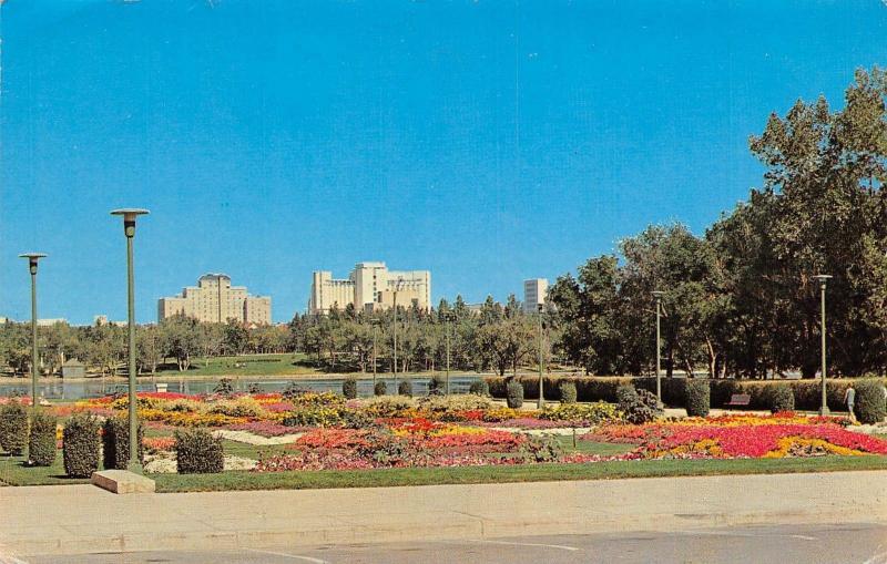 Canada Regina, Saskatchewan Legislative Gardens