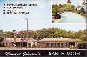 TX Corpus Christi Howard Johnson Ranch Motel