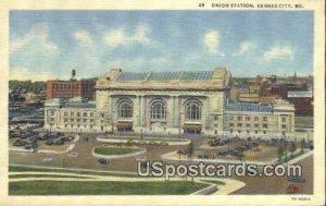 Union Station in Kansas City, Missouri