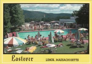 Massachusetts Lenox Eastover Resort Outdoor Swimming Pool