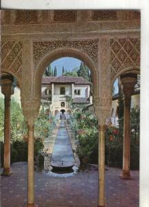 Postal:: Granada -Alhambra